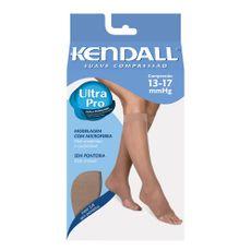 ece381d69 Meia Calça Kendall Curta Panturrilha Suave Compressão sem Ponteira G Mel