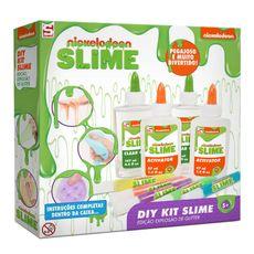 Slime-Nickelodeon-Kit-Cola-Colorida-2-Unidades-Ativador-2-Unidades-Bolinhas-Efeito-Crocante