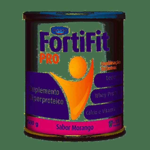 Fortifit-Po-Morango-600g