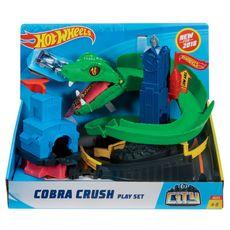 Pista-Hot-Wheels-Ataque-de-Cobra-Conjuto