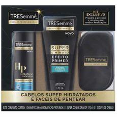 Shampoo-TRESemme-Hidratacao-Profunda-200ml-Super-Condicionador-TRESemme-Cachos-e-Crespos-170ml-Escova-de-Cabelo