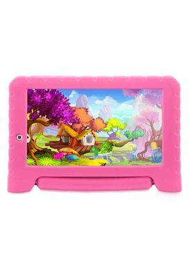 Tablet-Multilaser-Kid-Pad-Plus-Android-7-1GB-Quad-Core-Wifi-Memoria-8GB-NB279-Rosa