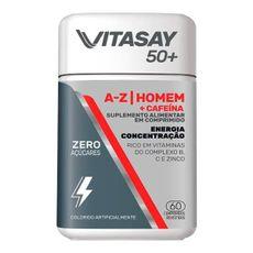 Vitasay-50-A-Z-Homem-Cafeina-60-Comprimidos