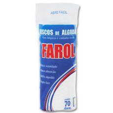 Algodao-Farol-Discos-70-Unidades