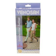 Meia-Venosan-Comfortline-Cotton-Panturrilha-3040-Aberta-XXG-Bege