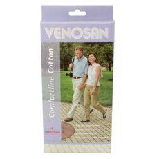Meia-Venosan-Comfortline-Cotton-Panturrilha-3040-Aberta-XG-Bege