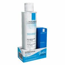 La-Roche-Posay-Micellar-Ultra-200ml-Effaclar-Gel-Concentrado-10g-Gratis