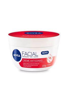 Creme-Facial-Nivea-Antissinais-100g