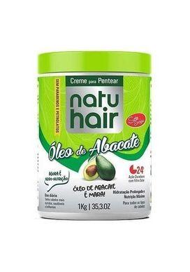 Creme-para-Pentear-Natuhair-Oleo-de-Abacate-1Kg