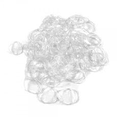 Elastico-para-Cabelo-Sveda-Hair-Silicone-Transparente-75-Unidades