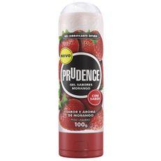 Gel-Lubrificante-Intimo-Prudence-Sabor-Morango-100g