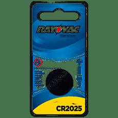 Pilha-Rayovac-CR2025-Lithium