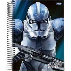 Caderno-Universitario-Jandaia-200-Folhas-10x1-Star-Wars