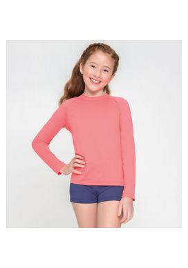 Camisa-Uvpro-Coral-Infantil-Tamanho-2