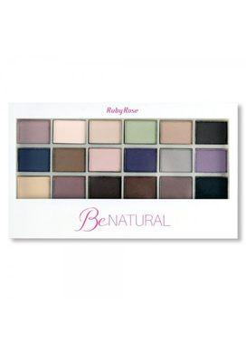 Paleta-de-Sombras-Ruby-Rose-Be-Natual-18-Cores