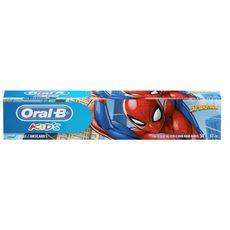 Creme-Dental-Oral-B-Spiderman-Kids-50g