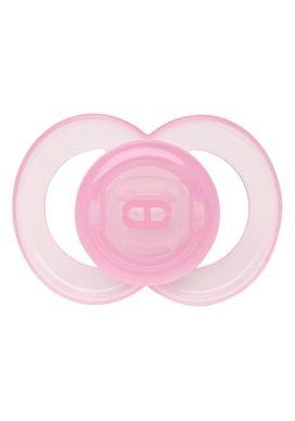 Chupeta-Lolly-Baby-Clean-Silicone-Ortodontico-N2-Rosa