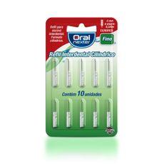 Oral-Nexter-refil-interdental-cilindrico-fino