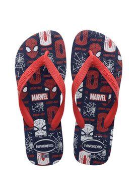 Sandalia-Havaianas-Top-Marvel-Marinho-33-34